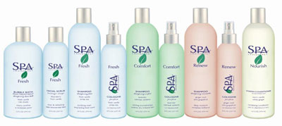 Spa Grooming Products
